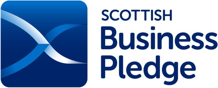 Scottish Business Pledge - Logo.